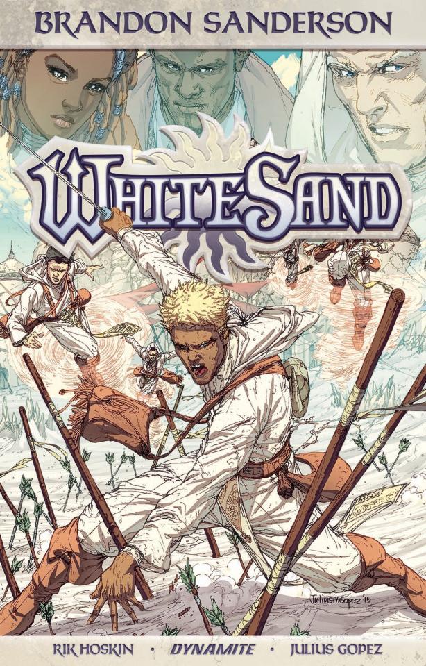 White Sand Vol. 1