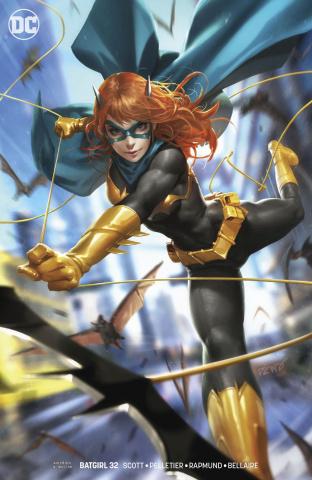 Batgirl #32 (Variant Cover)