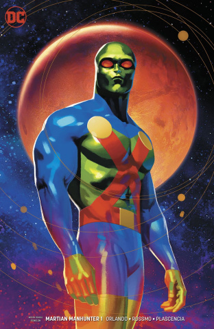 Martian Manhunter #1 (Variant Cover)