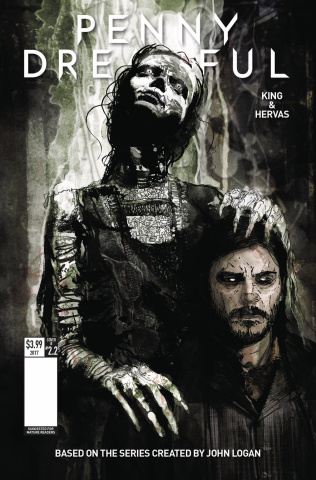 Penny Dreadful #2 (Jones Cover)