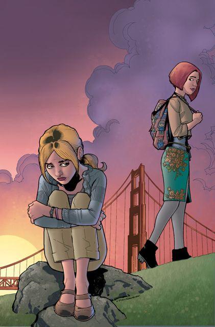 Buffy the Vampire Slayer, Season 9: Freefall #5 (Jeanty Cover)