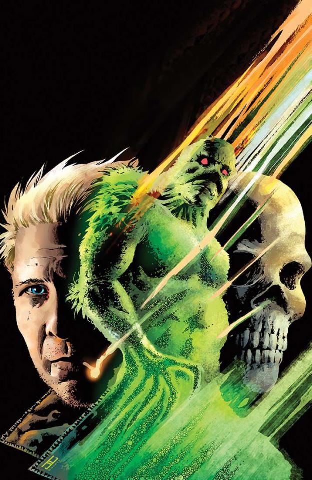 Hellblazer #2 (Variant Cover)