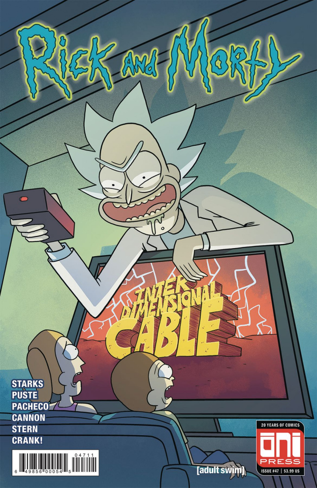Rick and Morty #47