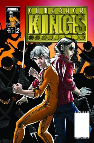 Comeback Kings #2