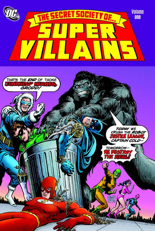 The Secret Society of Super Villains Vol. 1