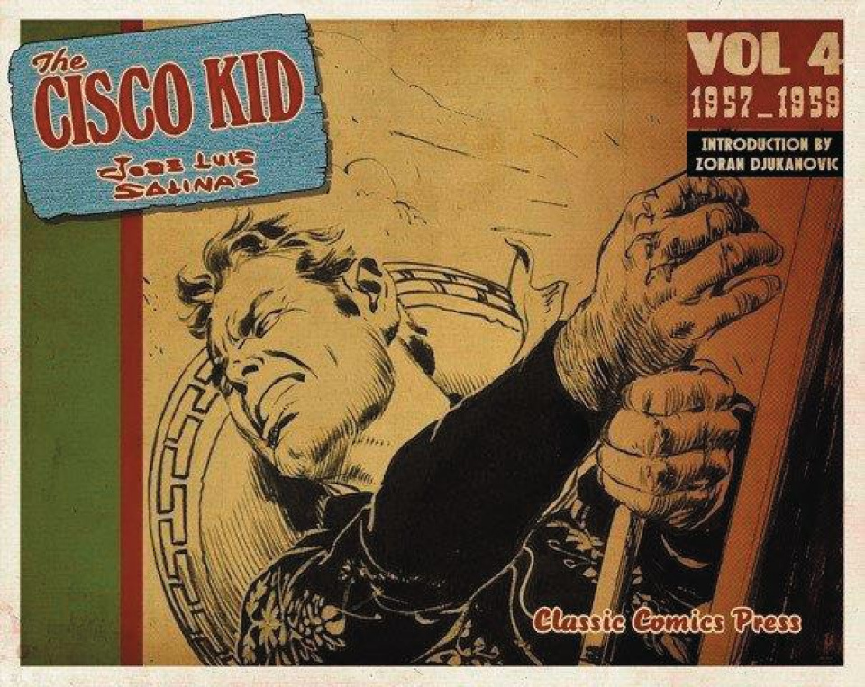 The Cisco Kid Vol. 4: 1957-1959
