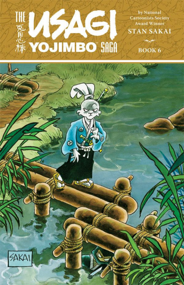 The Usagi Yojimbo Saga Vol. 6