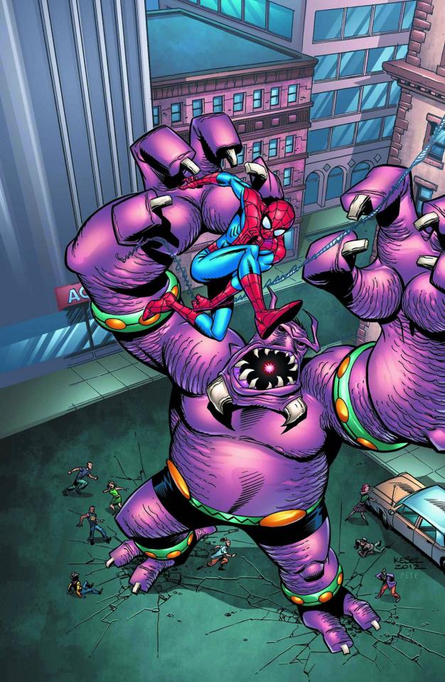 Marvel Universe: Ultimate Spider-Man #9