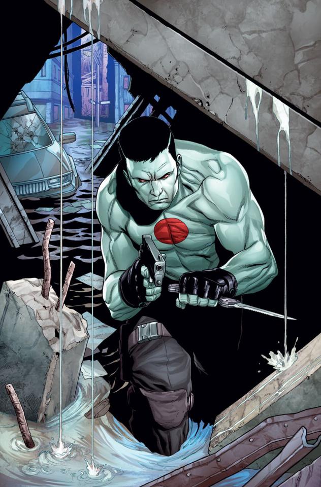 Bloodshot U.S.A. #4 (Henry Cover)