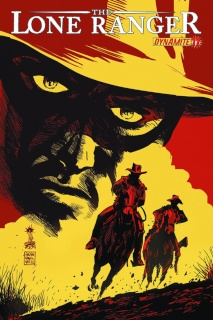 The Lone Ranger #17