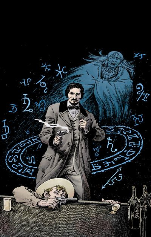 Witchfinder: Lost & Gone Forever #1 (Severin Cover)