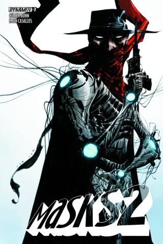 Masks 2 #7 (Lee Cover)