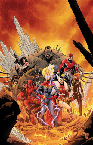 The War of the Realms: Strikeforce - The War Avengers #1