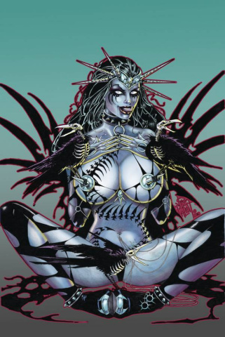 Tarot: Witch of the Black Rose #122 (10 Copy Remaster Cover)