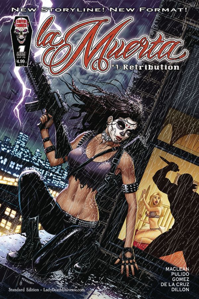 La Muerta: Retribution #1