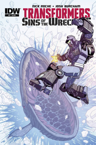 The Transformers: Sins of the Wreckers #2