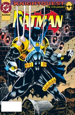 Batman: Knightfall Vol. 2 (Omnibus)