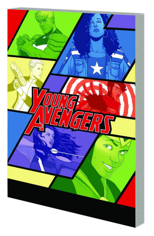 Young Avengers Vol. 1: Style & Substance