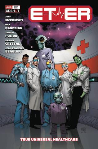 ET-ER #1 (Robinson Cover)