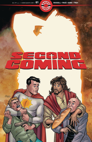 Second Coming #1 (2nd Printing)