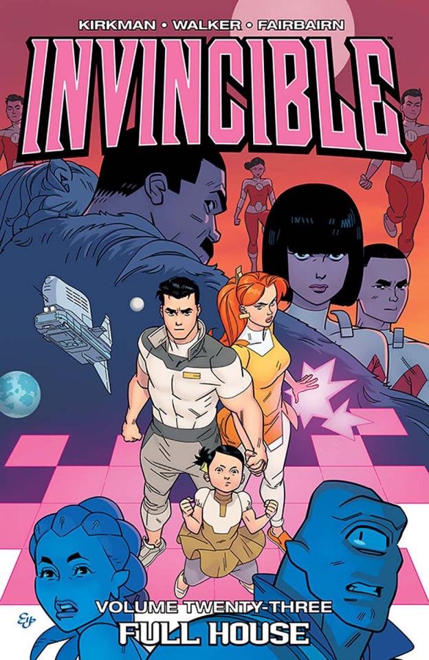 Invincible Vol. 23