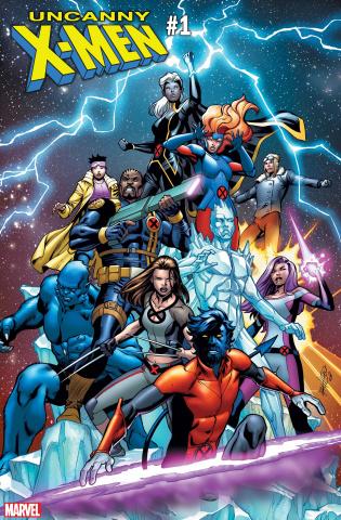 Uncanny X-Men #1 (Pacheco Cover)