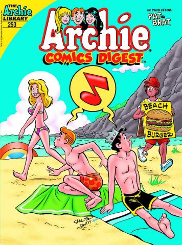 Archie Comics Digest #253