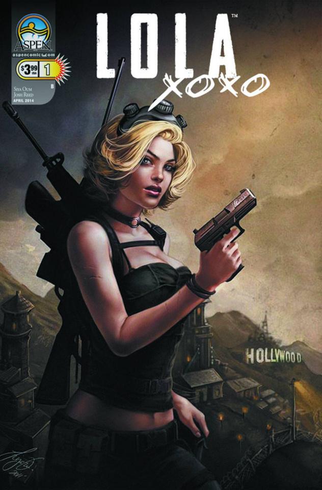 Lola XOXO #1 (Cover B)