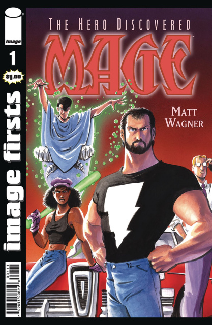 Mage: The Hero Discovered #1 (Image Firsts)