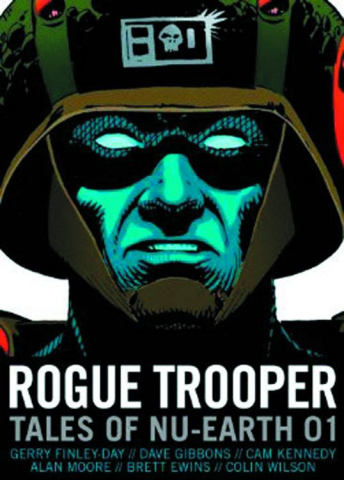 Rogue Trooper: Tales of Nu-Earth Vol. 1