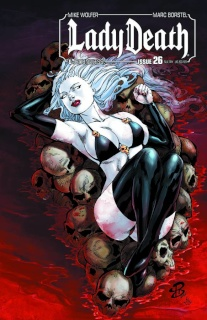 Lady Death #26 (Sultry Cover)