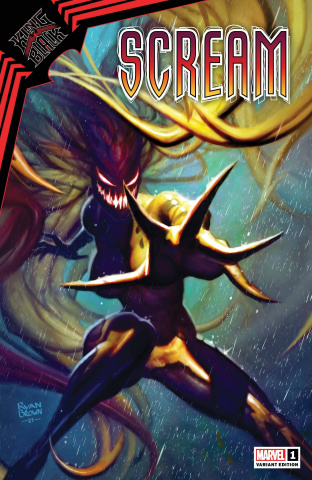 King in Black: Scream #1 (Brown Cover)