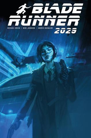 Blade Runner 2029 #2 (Caranfa Cover)