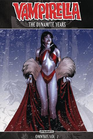 Vampirella: The Dynamite Years Vol. 2 (Omnibus)