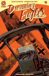 Dreaming Eagles #5
