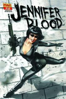 Jennifer Blood #21