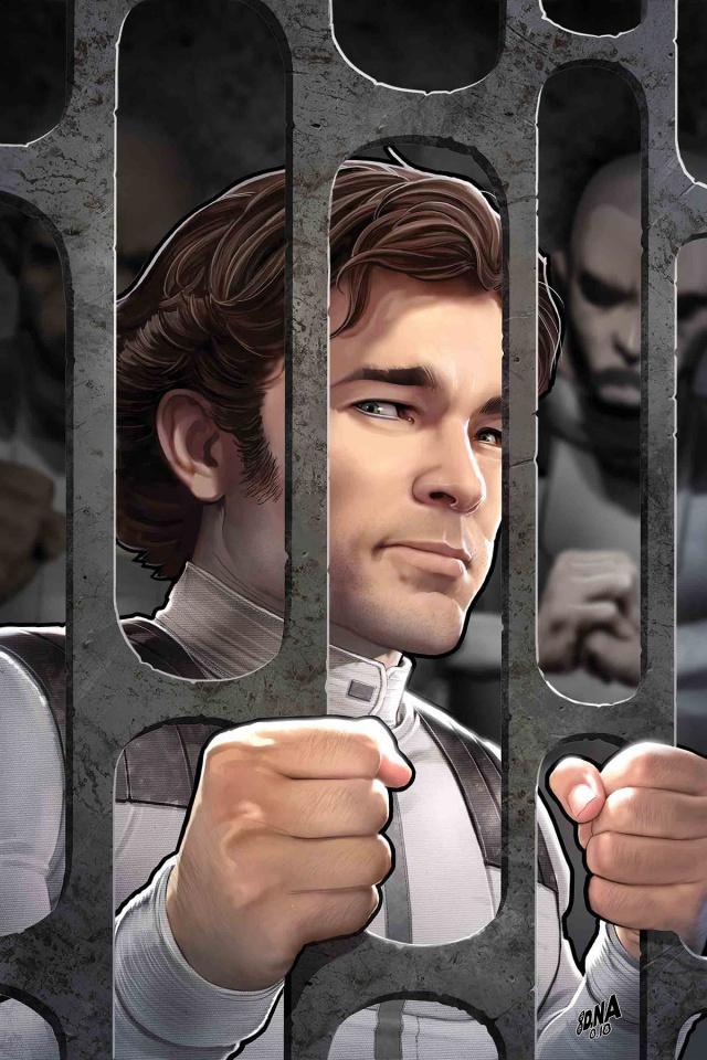 Star Wars: Han Solo, Imperial Cadet #2