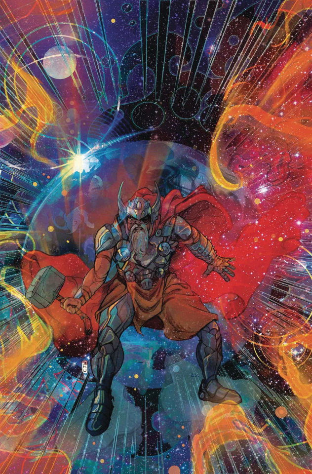 Thor #1 (Ward Cover)