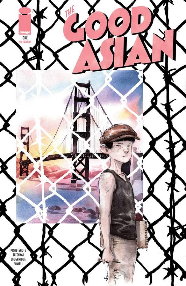 Good Asian #1 (2nd Printing)