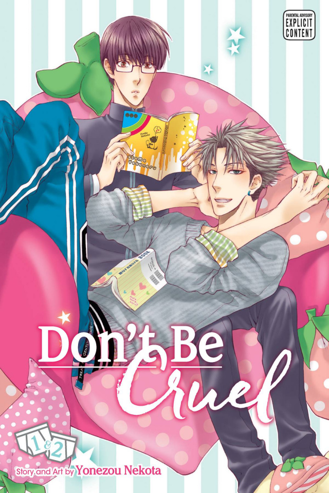 Don't Be Cruel Vol. 1 (2-in-1 Edition)