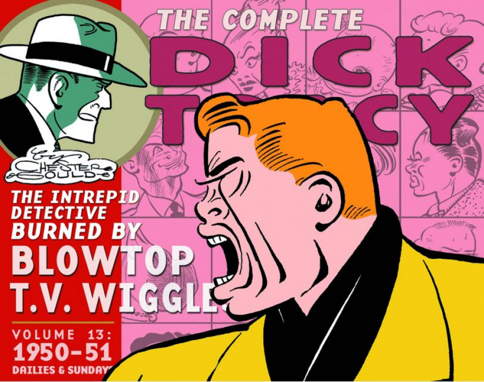 The Complete Dick Tracy Vol. 13