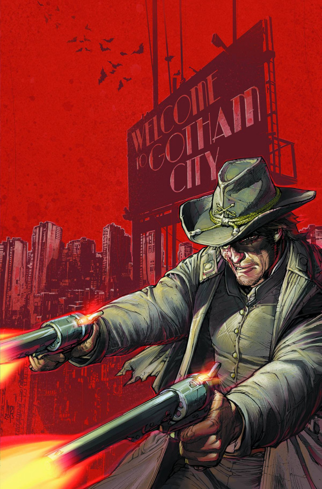 All Star Western Vol. 5: Man Out of Time