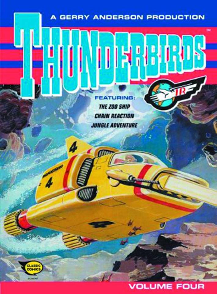 Thunderbirds Vol. 4