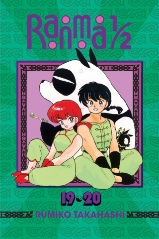 Ranma 1/2 Vol. 10 (2-in-1 Edition)