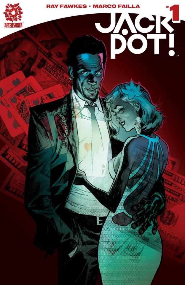 Jackpot! #1 (10 Copy Andrew Robinson Cover)