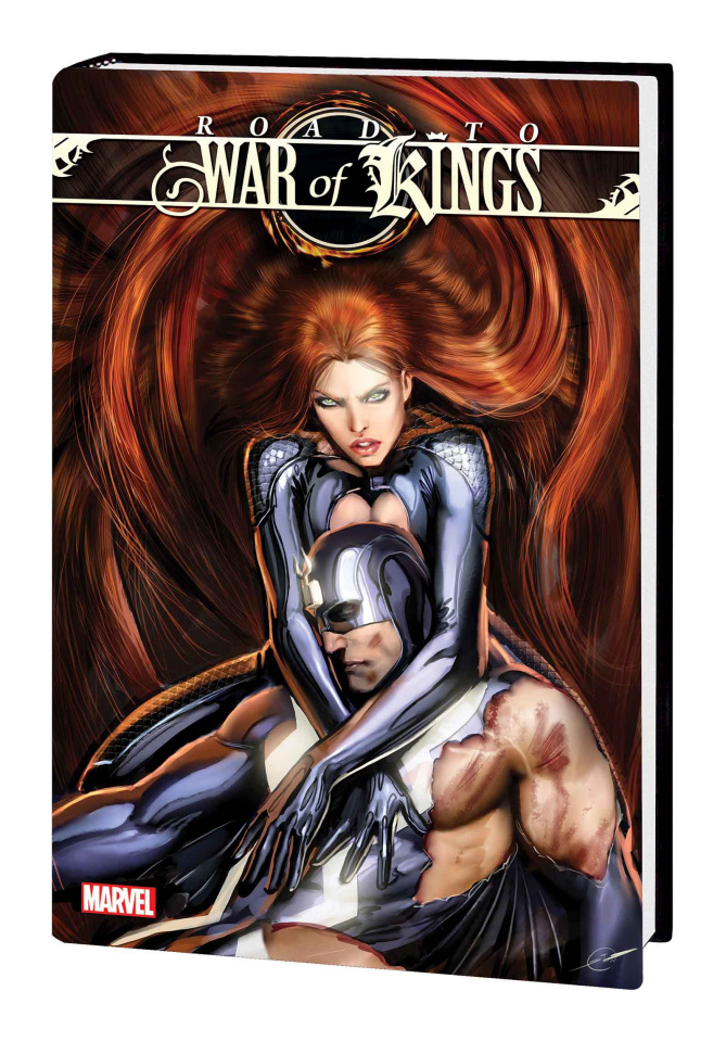 War of Kings Prelude: Road to the War of Kings (Omnibus)