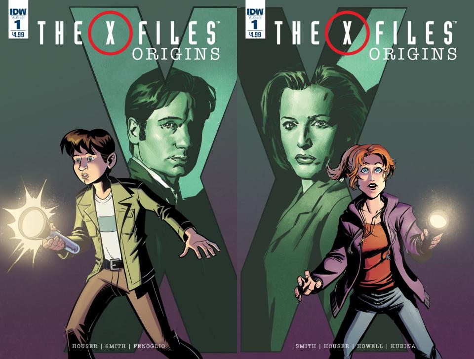 The X-Files: Origins #1