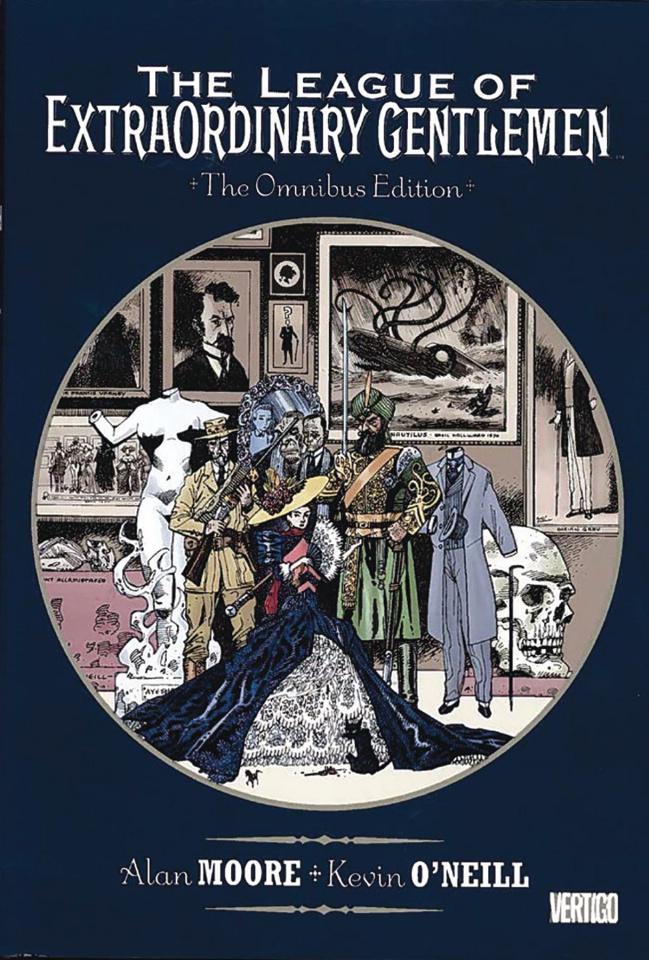 The League of Extraordinary Gentlemen (Jubilee Edition)