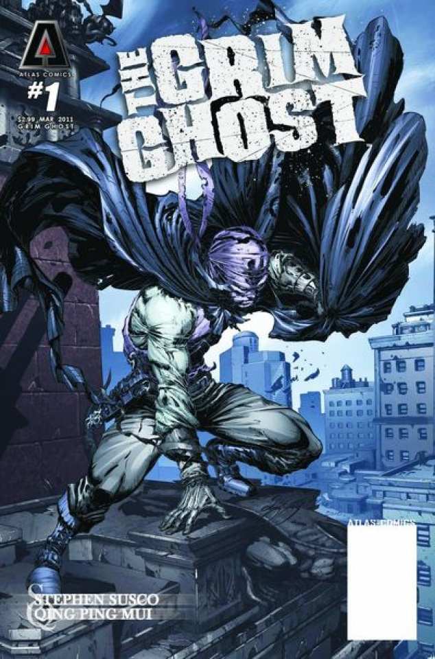 The Grim Ghost #1