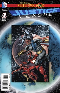 Justice League: Future's End #1 (Standard Cover)